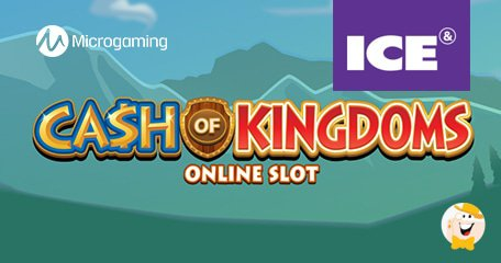 microgaming_introduces_cash_of_kingdoms_at_ice