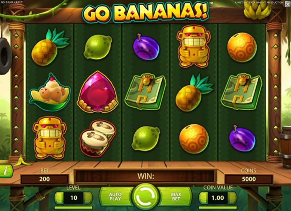 Go Bananas Slot Review Casino 442
