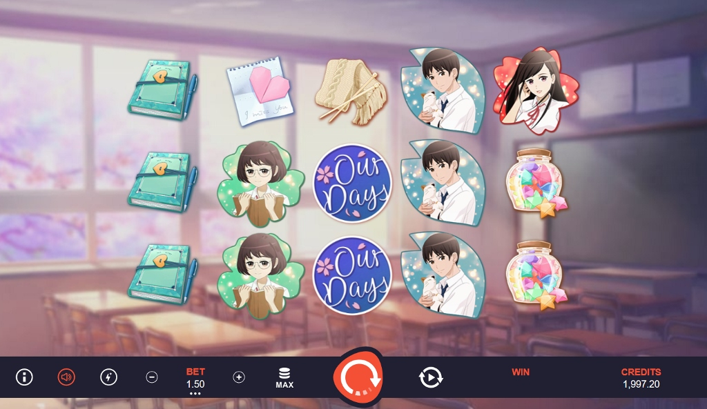 Our Days Slot Review - Casino442