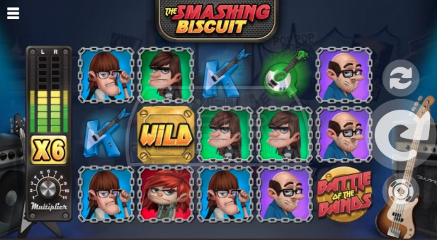The Smashing Biscuit Slot Review – Casino 442